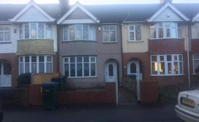 4 bedroom house share to rent Bridgeman Road Coventry