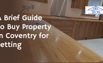 A Brief Guide to Buy Property in Coventry for Letting